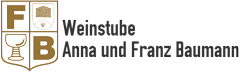 Weinstube Baumann Logo